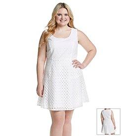 Jessica Simpson Plus Size Marisa Dress