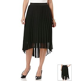 Rafaella® Pleated Skirt