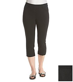 Rafaella® Slim Power Stretch Capri