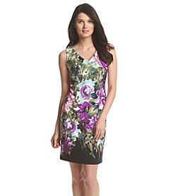 Connected® Floral Shift Dress