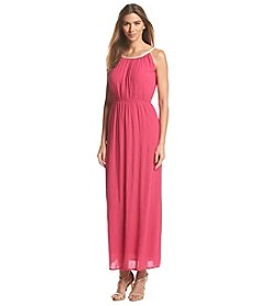 Lennie Braided Gauze Maxi Dress