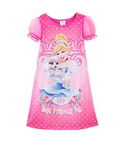 Disney® Girls' 2T-4T Cinderella Palace Pet Gown