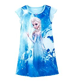 Disney® Girls' 4-10 Elsa Dorm Gown