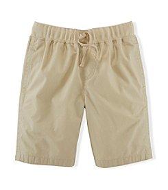 Chaps® Boys' 2T-7 Varsity Pull On Shorts