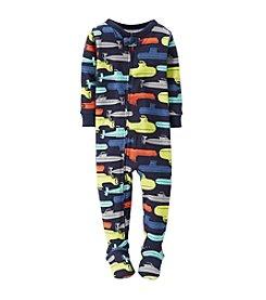 Carter's® Baby Boys' 1-Piece Snug Fit Cotton Pjs