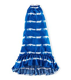 Chaps® Girls' 7-16 Tie Dye Maxi Dress