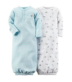 Carter's® Baby Boys' 2-Pack Sleeper Gowns