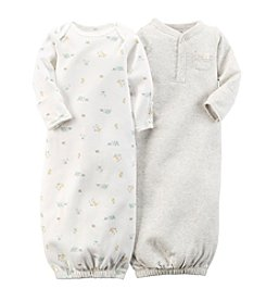 Carter's® Baby 2-Pack Sleeper Gowns