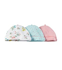 Carter's® Baby Girls' 3-Pack Beanies