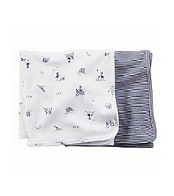 Carter's® Baby 2-Pack Blanket Set