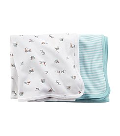 Carter's® Baby Boys 2-Pack Blanket Set