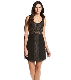 Adrianna Papell® Beaded Tank Dress