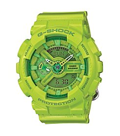 G-Shock® Men's Bright Green Ana-Digi Watch