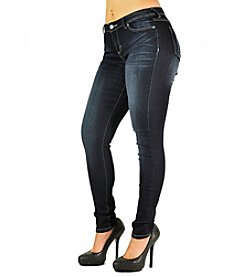 Poetic Justice® Plus Size Maya Skinny Jeans