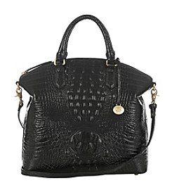 Brahmin™ Black Large Melbourne Duxbury Satchel