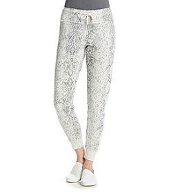 Calvin Klein Performance Banded Printed Joggers