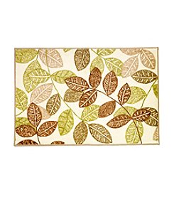 Bacova® Leaf Print Accent Rug