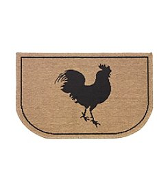 Bacova® Rooster Burlap Accent Rug