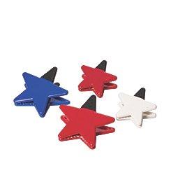 Farberware® Set of Four Star Bag Clips
