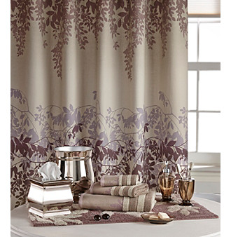 UPC 083013132678 Product Image For CroscillR Wisteria Shower Curtain