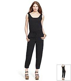 Lauren Ralph Lauren® Scoopneck Jumpsuit