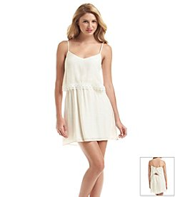 Trixxi® Popover Tank Dress