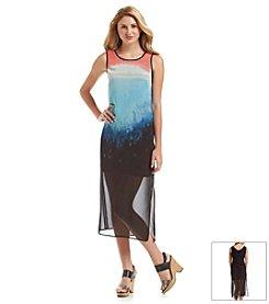 Kensie® Midi Tank Dress