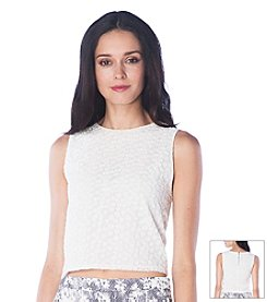 Sam Edelman™ Embroidered Organza Top