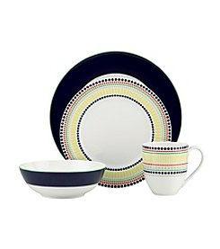 Kate Spade New York® Hopscotch Drive Navy Dinnerware Collection