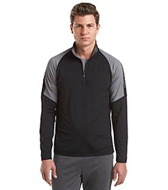 Calvin Klein Performance Men's Long Sleeve 1/4 Zip Layer Pullover