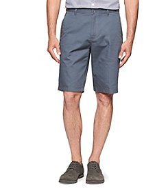 Calvin Klein Men's Bedford Flat Front Short