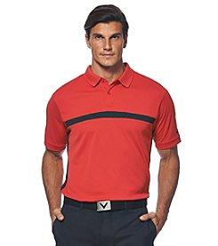 Callaway® Men's Short Sleeve Ventblock Polo