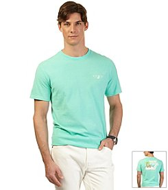 Nautica® Men's Short Sleeve Shrimp Cocktail Crew