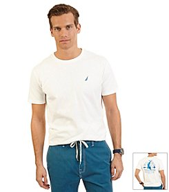 Nautica® Men's Short Salty Shack Crew