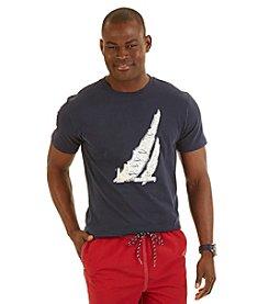 Nautica® Men's Short Sleeve Island Crew