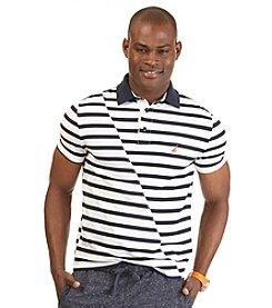 Nautica® Men's Short Sleeve Heritage Polo