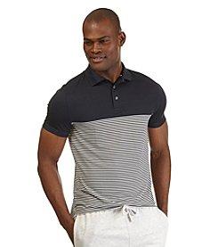 Nautica® Men's Short Sleeve Stripe Polo