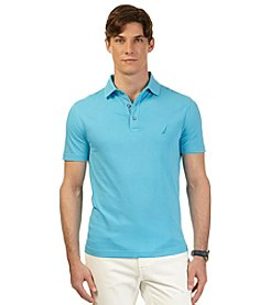 Nautica® Men's Short Sleeve Super Soft Polo