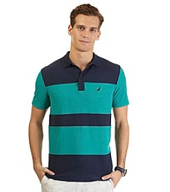 Nautica® Men's Short Sleeve Heritage Polo