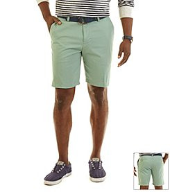 Nautica® Men's Flat Front Deck Short