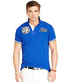 Polo Ralph Lauren® Men's Short Sleeve Varsity Polo