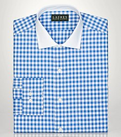 Lauren Ralph Lauren® Men's Regular Fit Checked Estate Dress Shirt