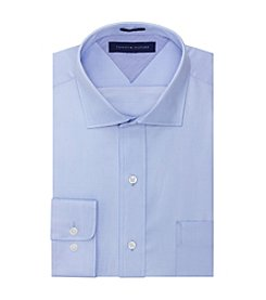 Tommy Hilfiger® Men's Slim Fit Solid Dress Shirt