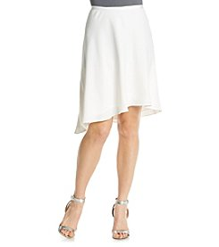 Vince Camuto® Asymmetric Hem Skirt