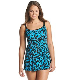 Studio Works® Sandblast Empire Swimdress