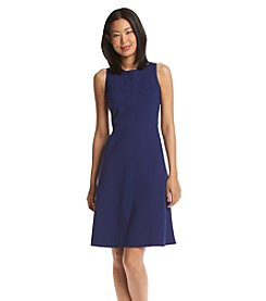 Anne Klein® Ponte Fit And Flare Dress