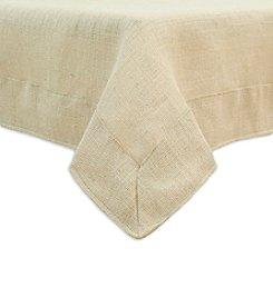 Chooty® Burlap Table Linens