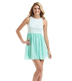 Emerald Sundae® Crochet Dress