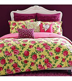 Betsey Johnson® Betsey's Garden Variety Bedding Collection