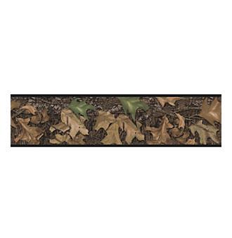 RoomMates Mossy Oak Camouflage Peel and Stick Border